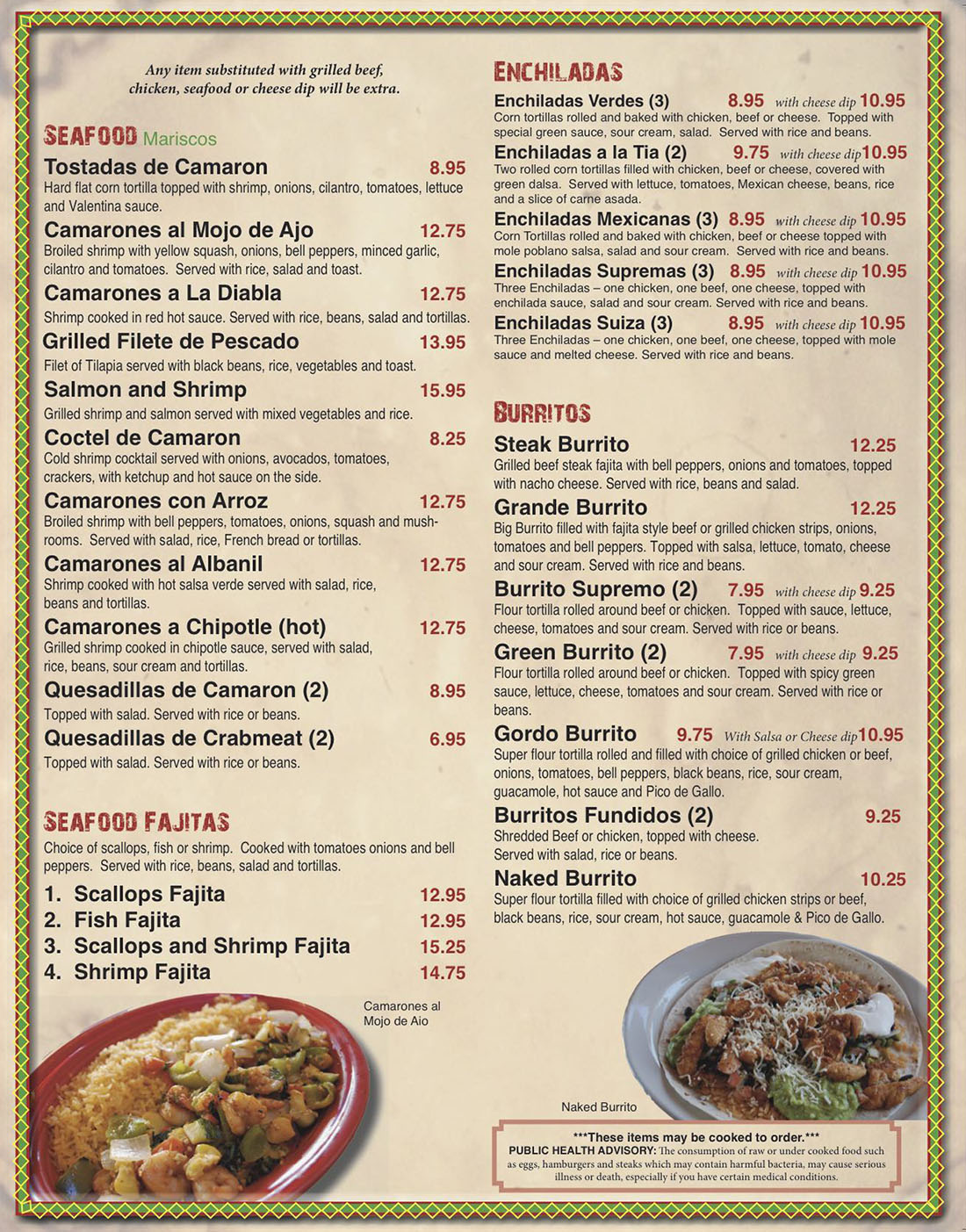 Mexican Dining Huntersville NC